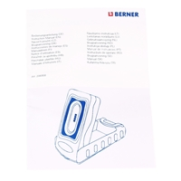 Berner Pocket DeLUX Bright Micro USB
