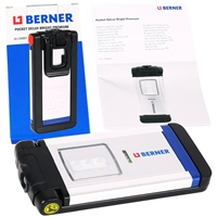 Berner Led-Lampe Pocket Delux Premium