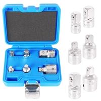 Vielzahn Steckschlüssel Satz SW 8-36 mm, 21-teilig, 1/2 Zoll Antrieb + Umschaltknarre + Adaptersatz