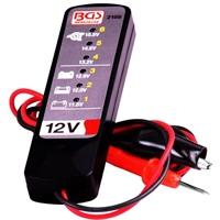 Tester für Batterie und Ladesystem