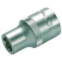 "Steckschlüssel Einsatz Stecknuss 12,5 1/2"" Nuss 10 mm Super Lock Nuß CV"