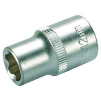 "Steckschlüssel Einsatz Stecknuss 12,5 1/2"" Nuss 12 mm Super Lock Nuß CV"