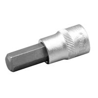 """Steckschlüssel Bit-Einsatz 3/8"""" Sechskant Schlüssel 10 mm Stecknuss Nuß BGS OVP"""