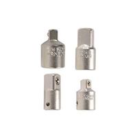 4x Stecknüsse Adapter für 1/2+3/8+1/4 Ratschen Knarren