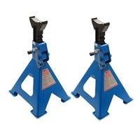 1 Paar Unterstellböcke, 6 to/Stück., 420-600 mm