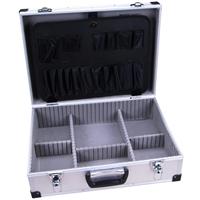 Aluminiumkoffer ohne Inhalt, 460x340x150 mm