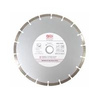 Segment-Trennscheibe für Trockenschnitt, 230 mm