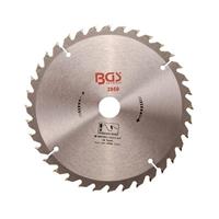 Hartmetall-Kreissägeblatt, Ø 160 mm,36 Zähne