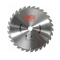 Hartmetall-Kreissägeblatt, Durchmesser 190 mm, 24 Zähne