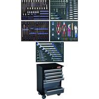 Werkstattwagen BGS 2001, komplett mit 243 Werkzeugen