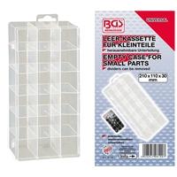 Leer-Kassette für Kleinteile