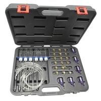 Common Rail Tester mit 24 Adaptern, Einspirtzdüsen Werkzeug