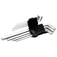 Innensechskant-Kugelkopf Set  1,5 - 10 mm, 9-tlg