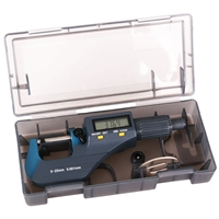 BGS Mikrometer digital 0-25 mm
