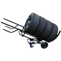 Reifen-Transportwagen, 200 kg