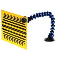 Fixiertafel für Smart Repair, gelb