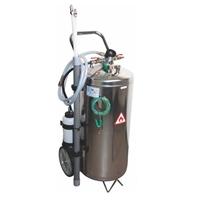 Kraftstoff-Absauggerät, Druckluftunterstützt 40 L