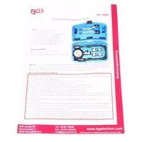 BGS Kompressionstester-Satz für Benzinmotoren