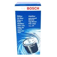 Bosch Ölfilter + FANFARO 5W-30 LSX Longlife III, 5 Liter