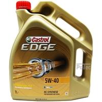 Castrol EDGE FST  5W-40 Motoröl 5 Liter 5W40 VW FORD BMW Mercedes