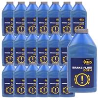 MANNOL Brake Fluid DOT-4, 20x450 ml
