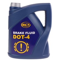 MANNOL Brake Fluid DOT-4, 5 kg (4,67 L)