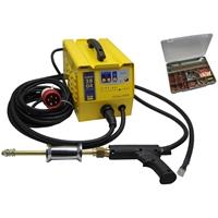 Ausbeulspotter Werkzeug Set 400V Ausbeul Spotter Ausbeulwerkzeug Schweißgerät