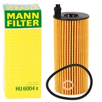 Mann Filter Ölfilter + BMW Motoröl Twin Power Turbo 5W30 6L