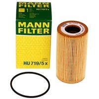 Mann Filter Ölfilter HU 719/5 x Porsche