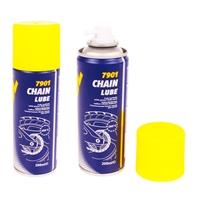 MANNOL 7901 Chain Lube, Schmierfett, 2x200 ml