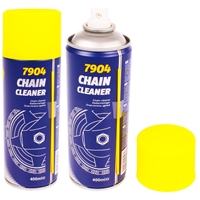 Chain Cleaner, Kettenreiniger Spray, 2x 400ml
