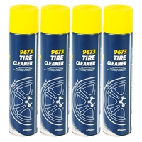 Tire Cleaner Reifen & Felgen, 4x 650mL