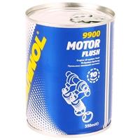 Mannol Motor Flush Oiladditiv Motorreiniger Motorspülung, 350 ml
