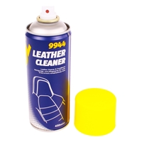 3x 450 mL Mannol Leather Cleaner Lederpflege