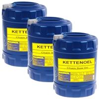 Mannol Kettenöl 10 Liter