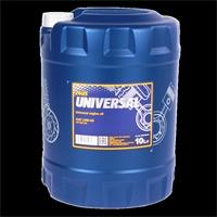 MANNOL Universal 15W-40 API SG/CD Motoröl, 10 Liter