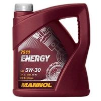 Mannol 5w-30 ENERGY 5 Liter + Ölfilter