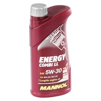 MANNOL Energy Combi LL 5W-30 API SN/CF, 1 Liter
