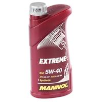 MANNOL Extreme 5W-40 API SN/CF, 1 Liter