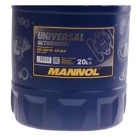 MANNOL Universal Getriebeoel 80W-90 API GL 4, 20 L