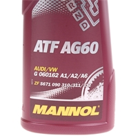 Mannol ATF AG60 Automatik Getriebeöl 1L