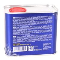 MANNOL Bremsflüssigkeit DOT-4, 0.5 Liter