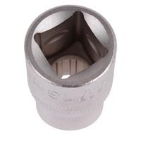 Steckschlüssel Einsatz 13 mm Vielzahn 1/2 Zoll Torx Werkzeug 6-Kant 12-Kant Nuss