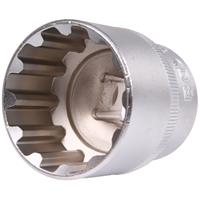 Steckschlüssel Einsatz 32 mm Vielzahn 1/2 Zoll Torx Werkzeug 6-Kant 12-Kant Nuss