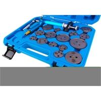 Druckluft-Bremskolben-Rückstellsatz 16-tlg Bremkolbenrücksteller rechts + links