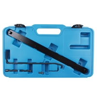 Lüfter Nabenschlüssel Werkzeug 10-tlg Maulschlüssel BGS Naben Schlüssel Satz NEU