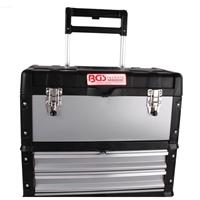 Montagewagen, fahrbar, Werkzeugbox