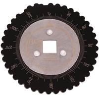 Drehwinkelmesssgerät zum Winkelanzug, 12,5 (1/2) Antrieb
