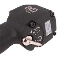 """Druckluft-Schlagschrauber, 12.5 mm 1/2"""", 750 Nm und extra kurz 98 mm"""