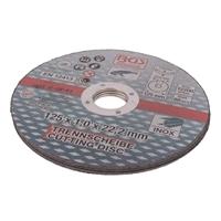 Trennscheibe für Edelstahl 125 x 1,0 x 22,2 mm, 5-tlg.